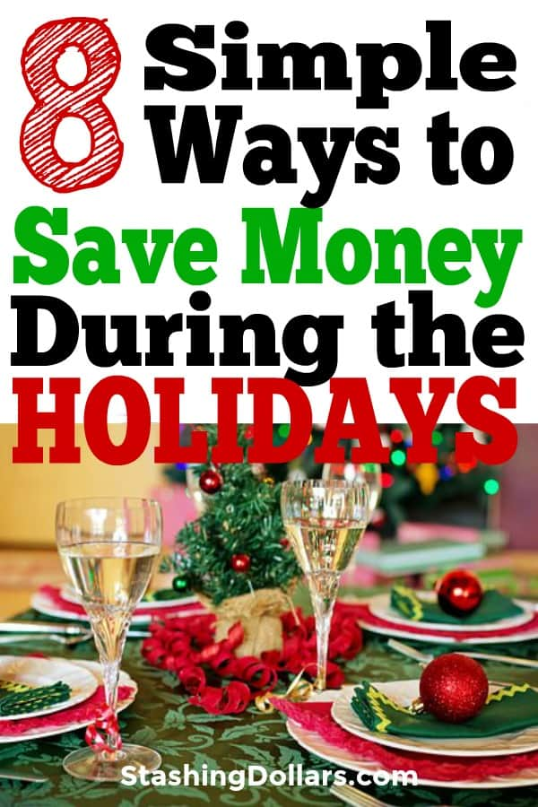 Save money during the holidays with these simple tips