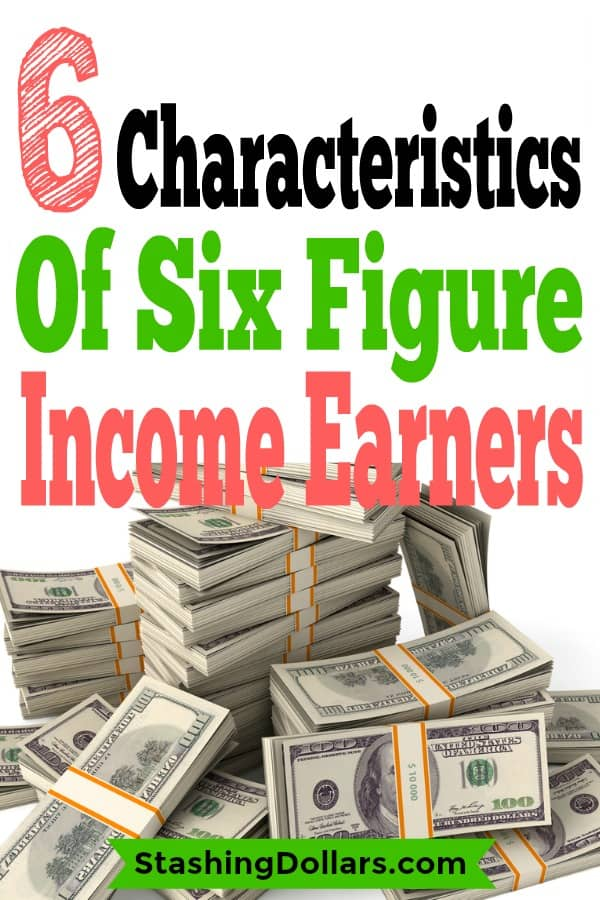 6 Figure Income Earners