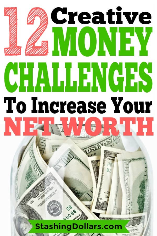 Money Challenges that help you increase your savings
