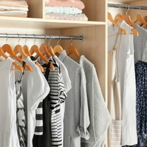 Closet Declutter and Organization