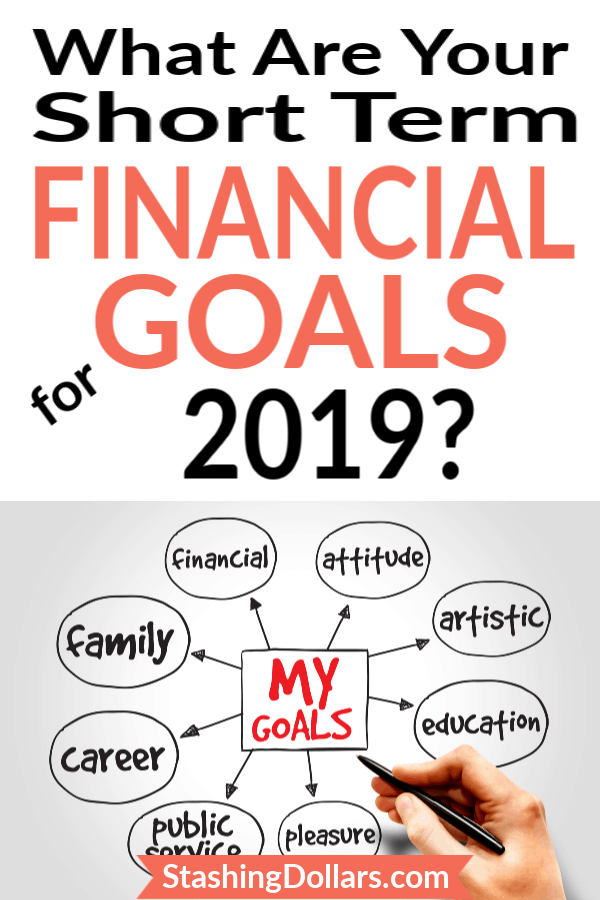 Setting short term financial goals is a great way to plan for a prosperous year. Start the year off with financial goal setting.