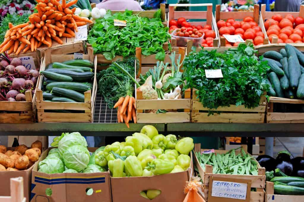 Buy Local Fruits and Vegetables