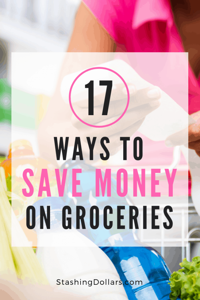 17 tips for saving money on groceries